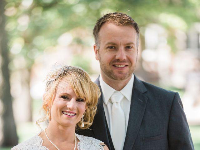 Elizabeth and Jesse's Wedding in Waterloo, Iowa 10