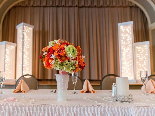 Elizabeth and Jesse's Wedding in Waterloo, Iowa 13