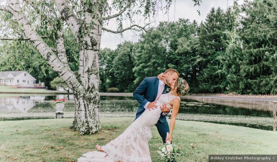 Taylor and Stew's Wedding in Andover, New Jersey
