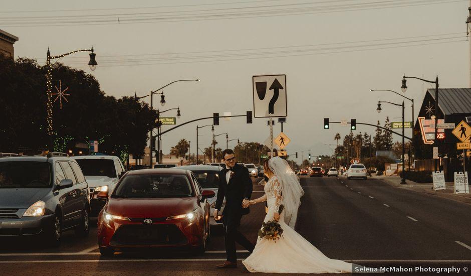 Luke and Natalie's Wedding in Gilbert, Arizona
