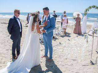 Jolanthe and Adrian's Wedding in Santa Barbara, California 3