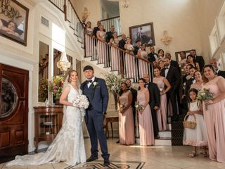 The wedding of Sandra and Miguel
