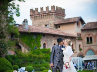 The wedding of Pamela and Fabio