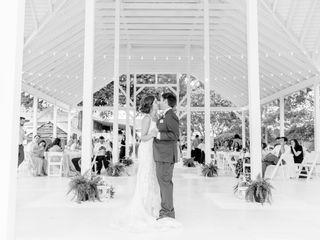 The wedding of Ashley and Jake 1