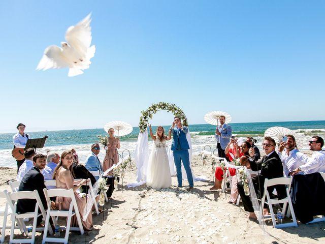 Jolanthe and Adrian's Wedding in Santa Barbara, California 1