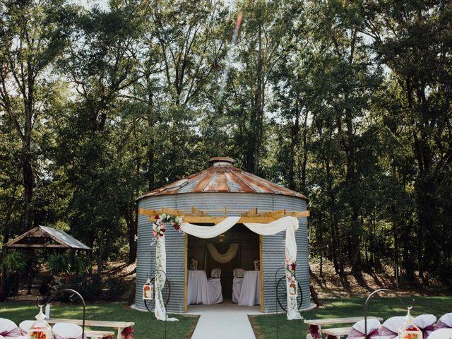 Scott and Emma's Wedding in Ashford, Alabama 4