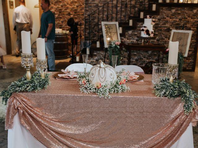 Scott and Emma's Wedding in Ashford, Alabama 5