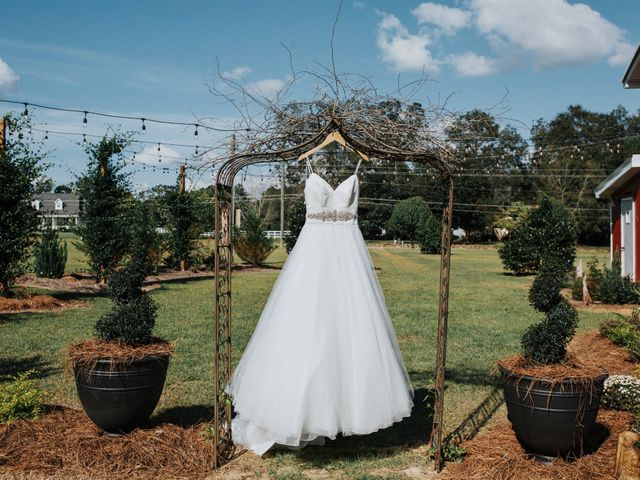 Scott and Emma's Wedding in Ashford, Alabama 8