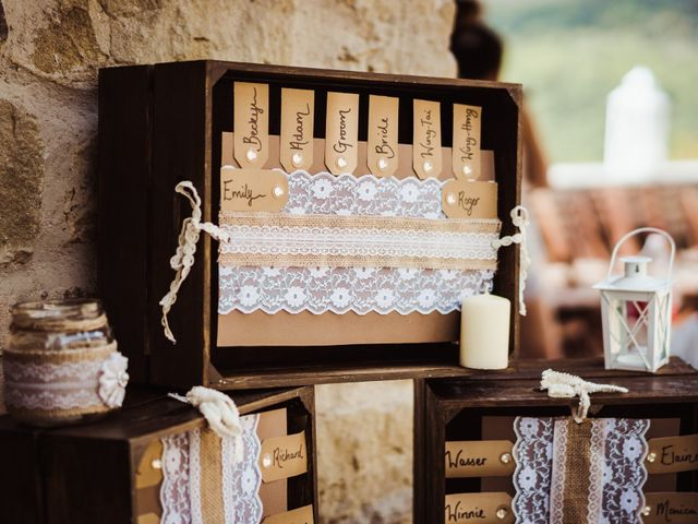 James and Carol's Wedding in Arezzo, Italy 4
