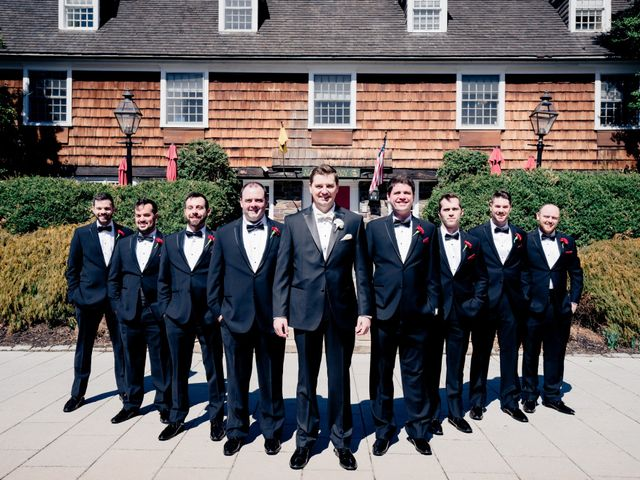 Troy and Sheri's Wedding in Princeton, New Jersey 8