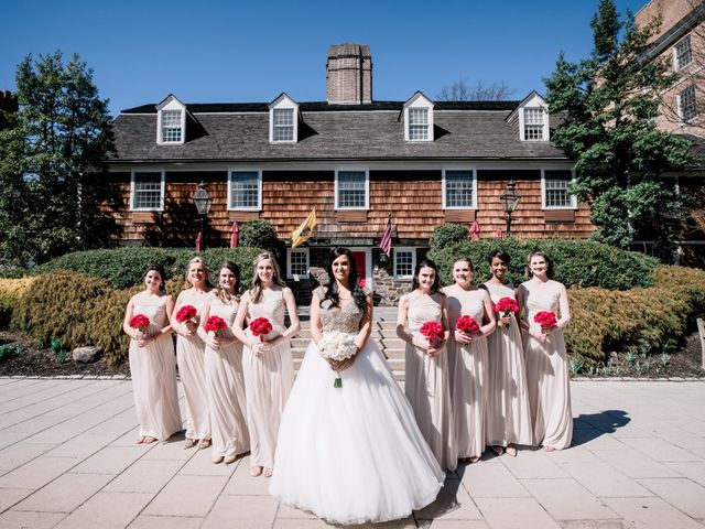 Troy and Sheri's Wedding in Princeton, New Jersey 13