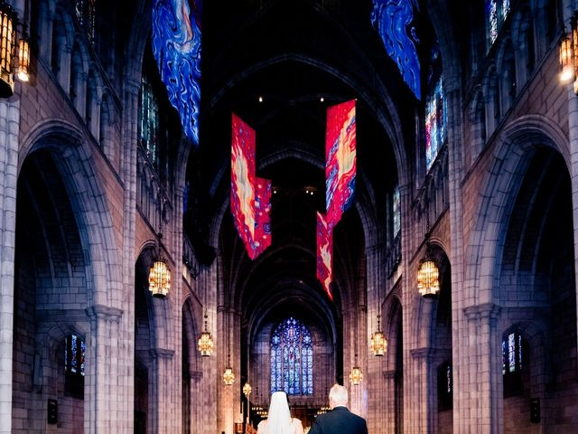Troy and Sheri's Wedding in Princeton, New Jersey 16