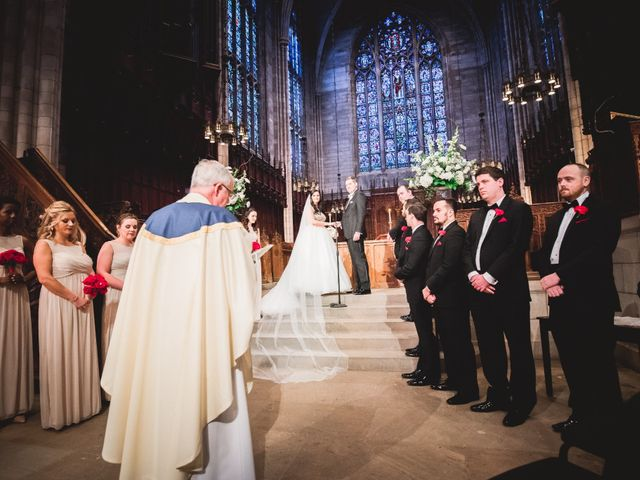 Troy and Sheri's Wedding in Princeton, New Jersey 17