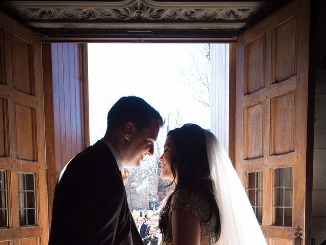 Troy and Sheri's Wedding in Princeton, New Jersey 20