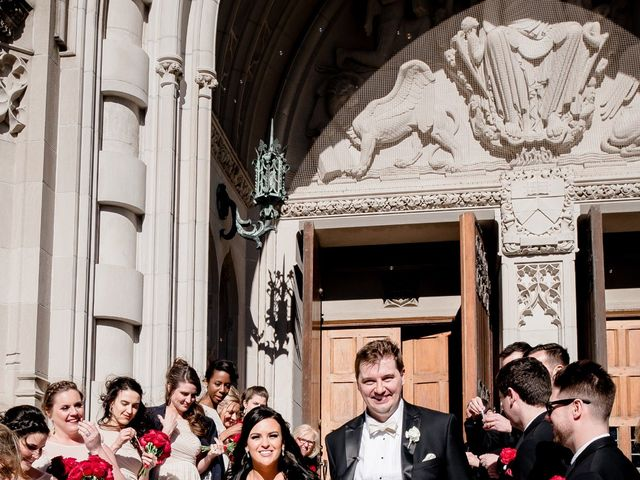 Troy and Sheri's Wedding in Princeton, New Jersey 21
