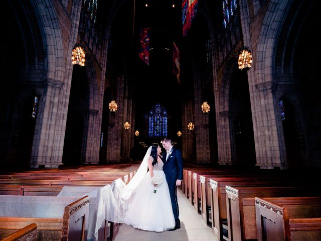 Troy and Sheri's Wedding in Princeton, New Jersey 22