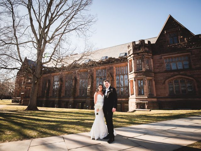 Troy and Sheri's Wedding in Princeton, New Jersey 23