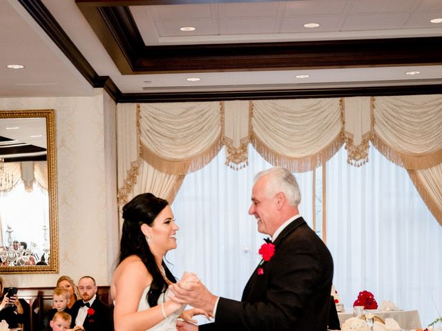 Troy and Sheri's Wedding in Princeton, New Jersey 27