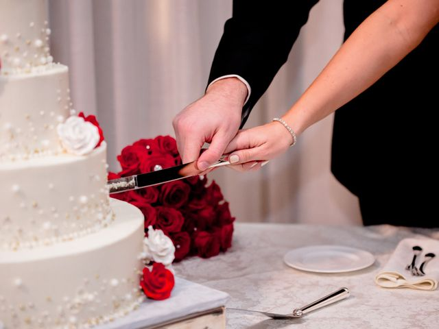 Troy and Sheri's Wedding in Princeton, New Jersey 29