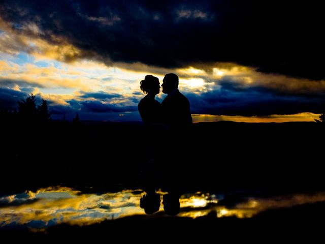 Eric and Ashley's Wedding in Snowshoe, West Virginia 4