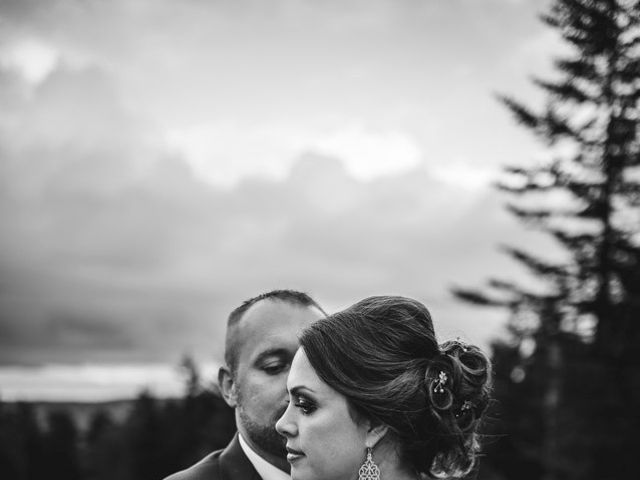 Eric and Ashley's Wedding in Snowshoe, West Virginia 16