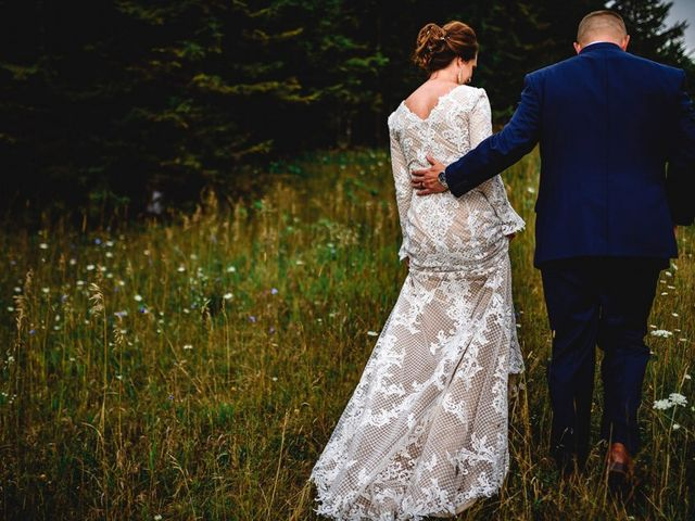 Eric and Ashley's Wedding in Snowshoe, West Virginia 23
