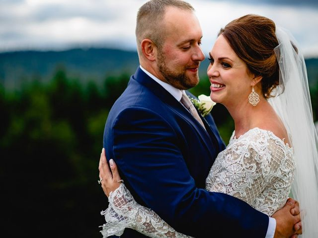 Eric and Ashley's Wedding in Snowshoe, West Virginia 26