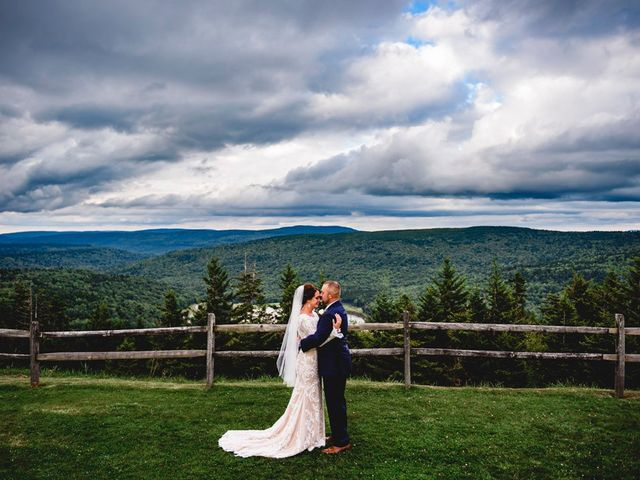 Eric and Ashley's Wedding in Snowshoe, West Virginia 27