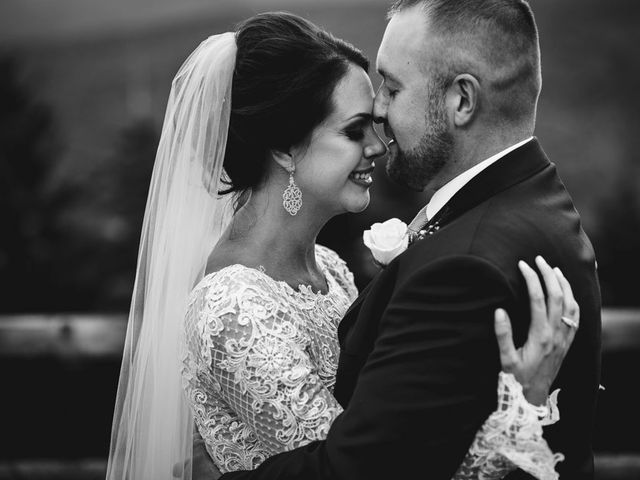 Eric and Ashley's Wedding in Snowshoe, West Virginia 28