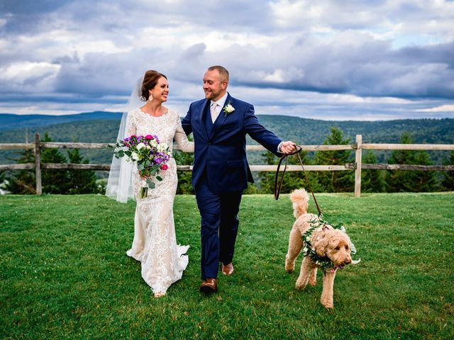 Eric and Ashley's Wedding in Snowshoe, West Virginia 29