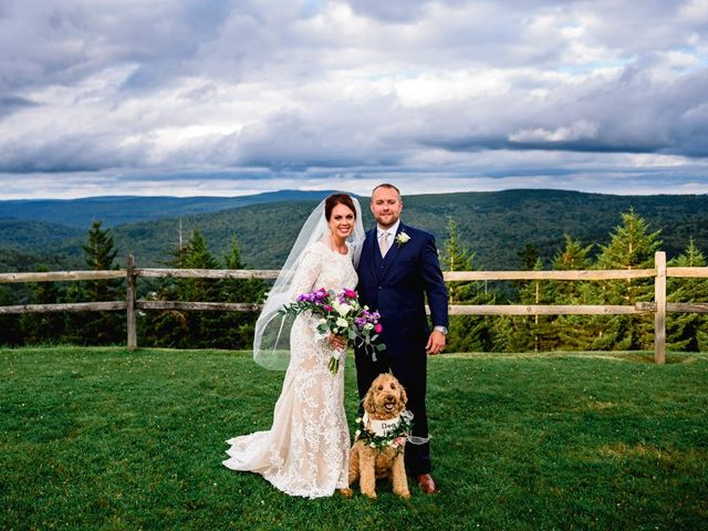 Eric and Ashley's Wedding in Snowshoe, West Virginia 31