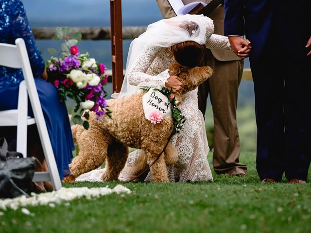 Eric and Ashley's Wedding in Snowshoe, West Virginia 35