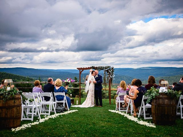 Eric and Ashley's Wedding in Snowshoe, West Virginia 36