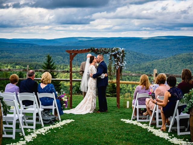 Eric and Ashley's Wedding in Snowshoe, West Virginia 38