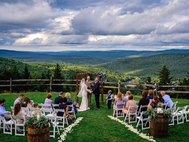 Eric and Ashley's Wedding in Snowshoe, West Virginia 40