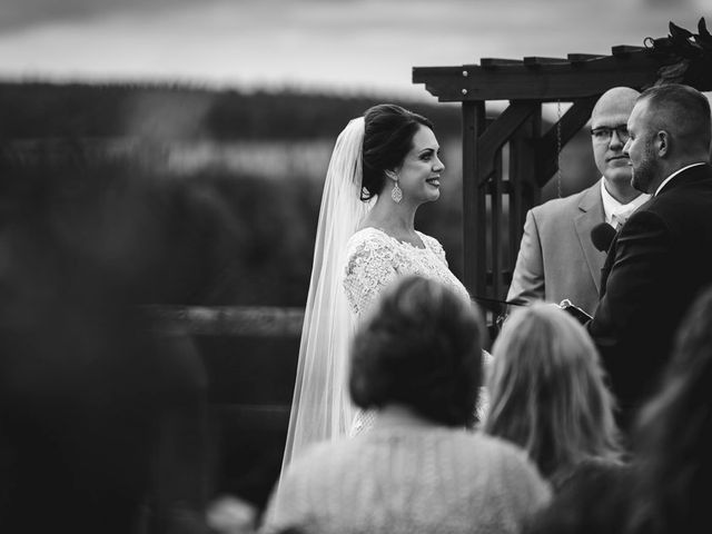 Eric and Ashley's Wedding in Snowshoe, West Virginia 41