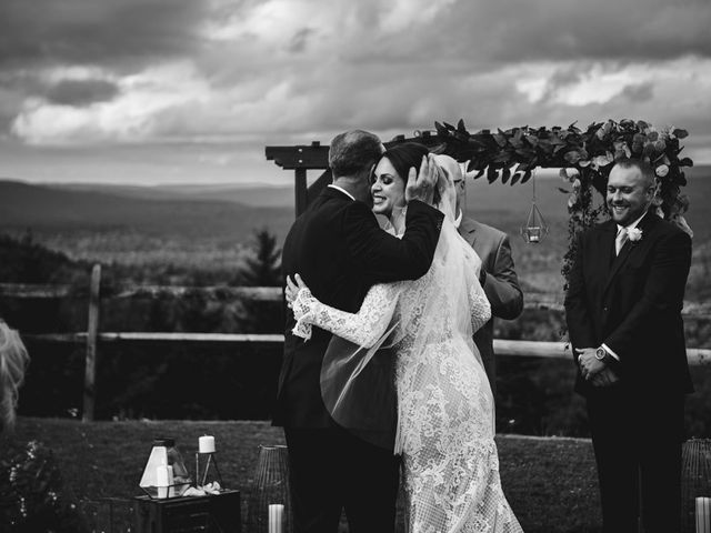 Eric and Ashley's Wedding in Snowshoe, West Virginia 46