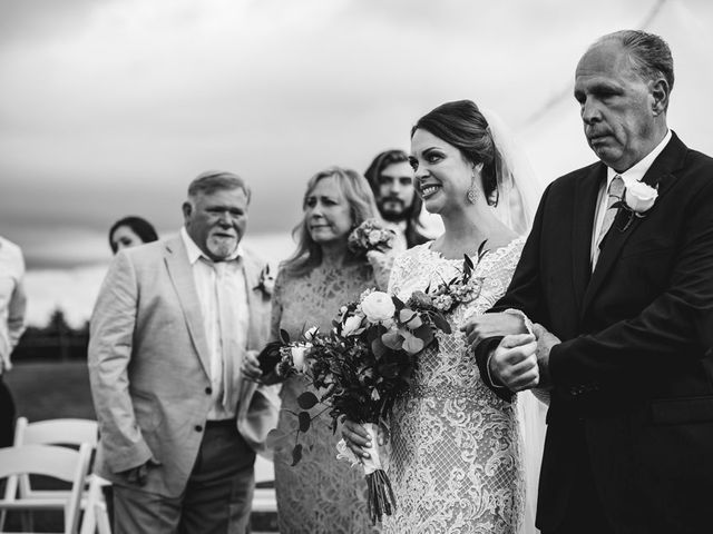 Eric and Ashley's Wedding in Snowshoe, West Virginia 47