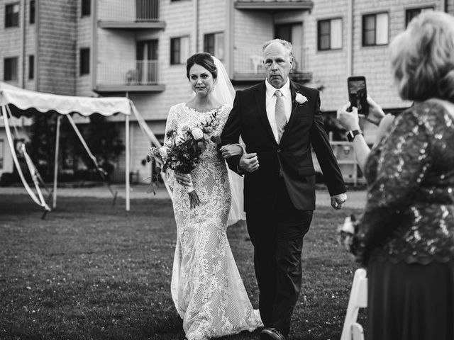 Eric and Ashley's Wedding in Snowshoe, West Virginia 48