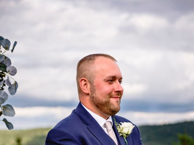 Eric and Ashley's Wedding in Snowshoe, West Virginia 49