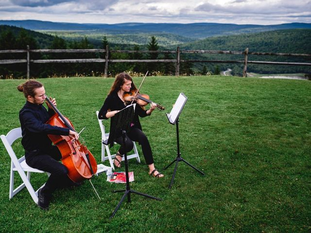 Eric and Ashley's Wedding in Snowshoe, West Virginia 54