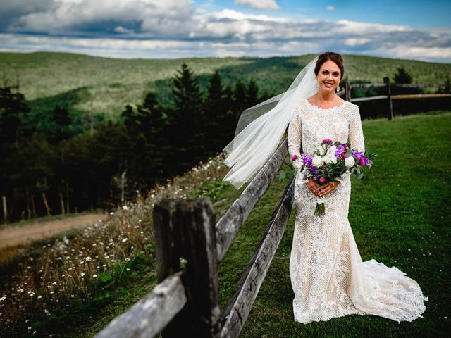 Eric and Ashley's Wedding in Snowshoe, West Virginia 64