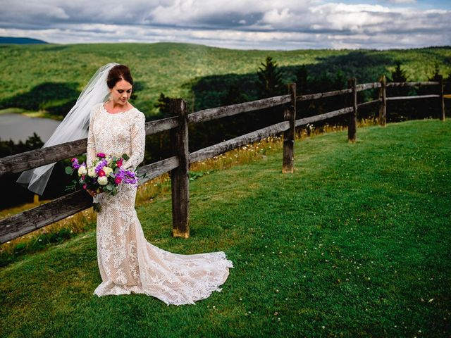 Eric and Ashley's Wedding in Snowshoe, West Virginia 65