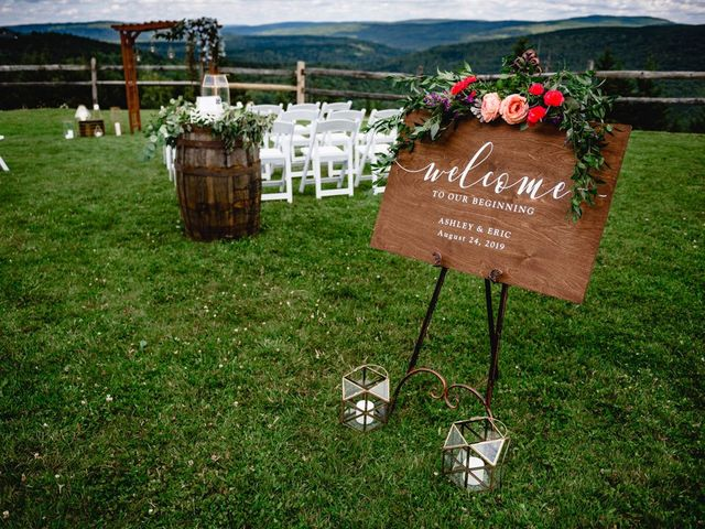 Eric and Ashley's Wedding in Snowshoe, West Virginia 90