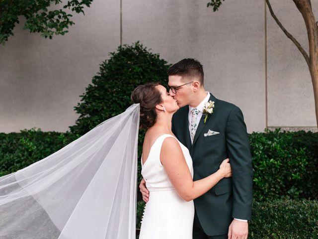 The wedding of Lauren and Justus