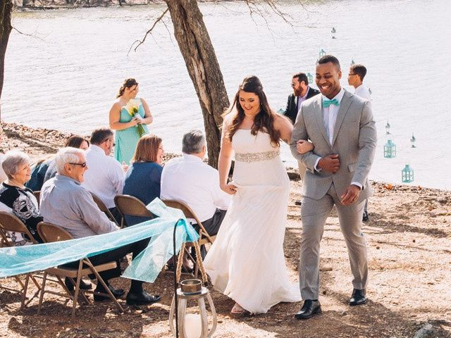 Tyler and Casey's Wedding in Mount Ida, Arkansas 21
