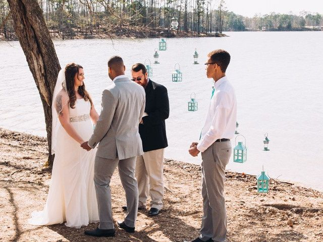 Tyler and Casey's Wedding in Mount Ida, Arkansas 17