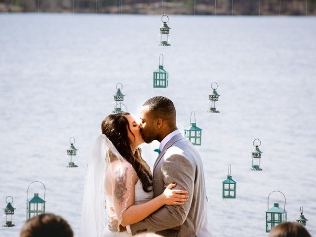 Tyler and Casey's Wedding in Mount Ida, Arkansas 18
