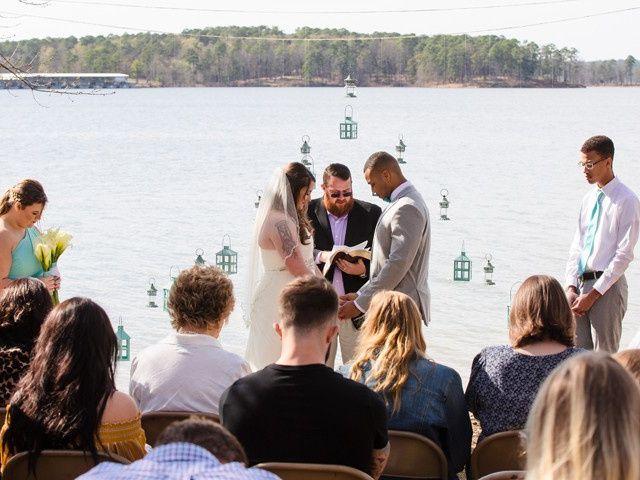 Tyler and Casey's Wedding in Mount Ida, Arkansas 19