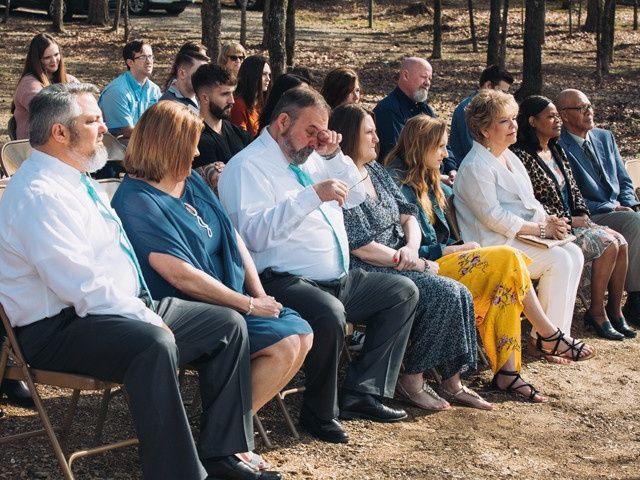 Tyler and Casey's Wedding in Mount Ida, Arkansas 20